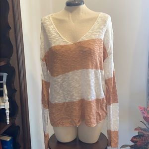 Daytrip knitted, long sleeve sweater